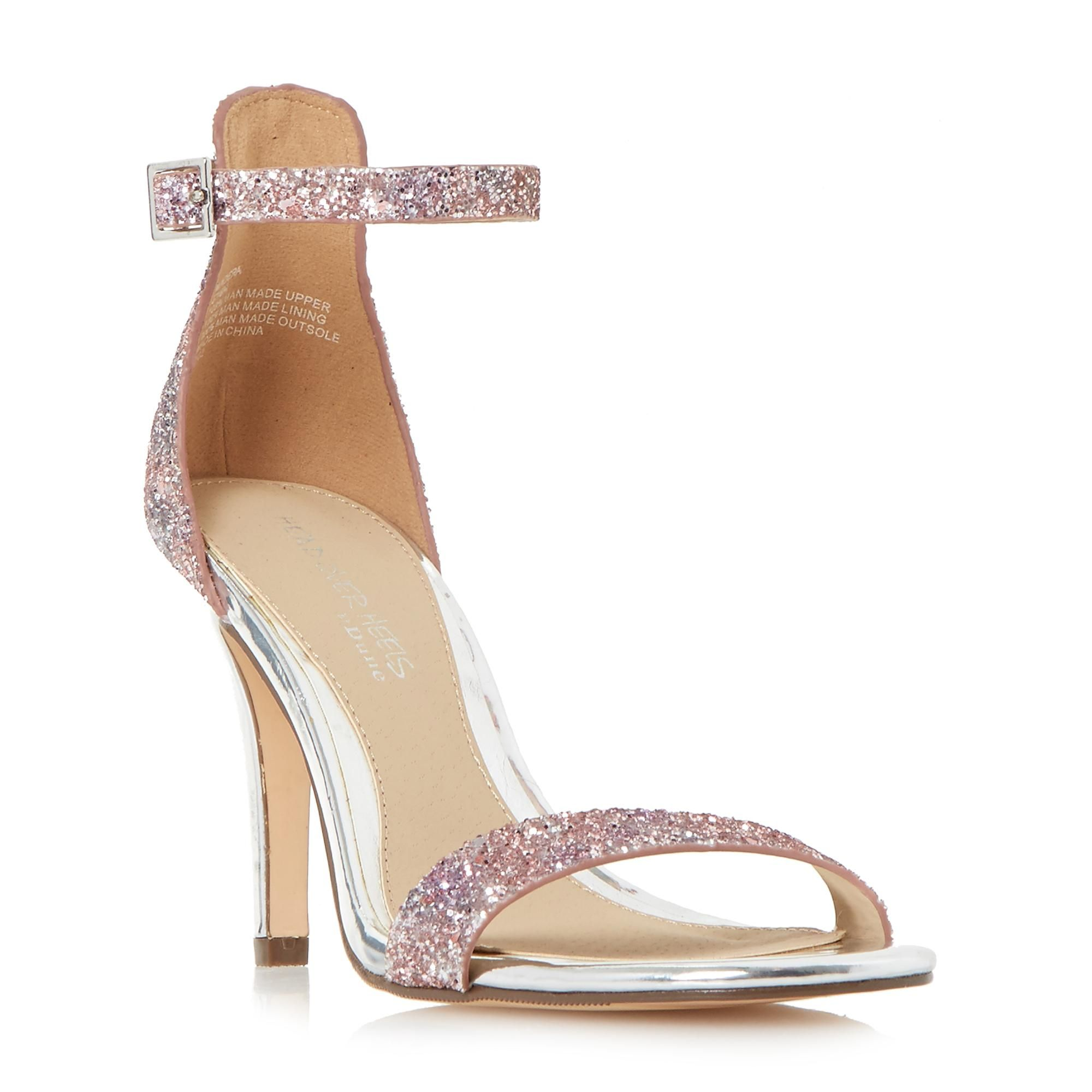 83452b360a HEAD OVER HEELS MADERA - Two Part High Heeled Stiletto Sandal - multi |  Dune Shoes Online