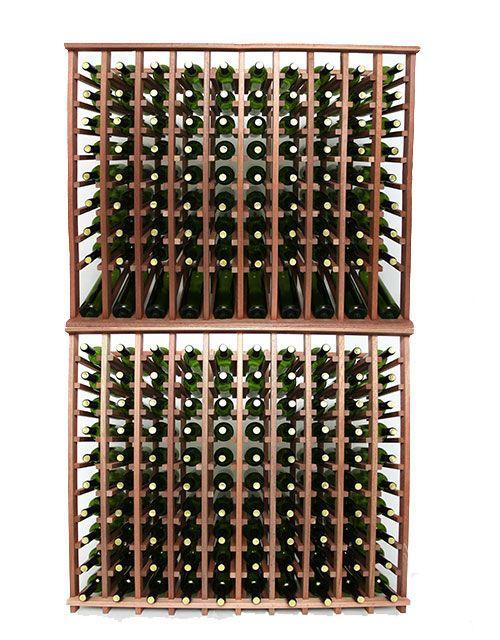 10 Column Wine Rack 190 Bottles Wine Rack Wine Cellar Racks