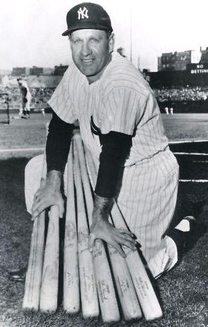 Enos Slaughter Baseball History Best Baseball Player Ny Yankees