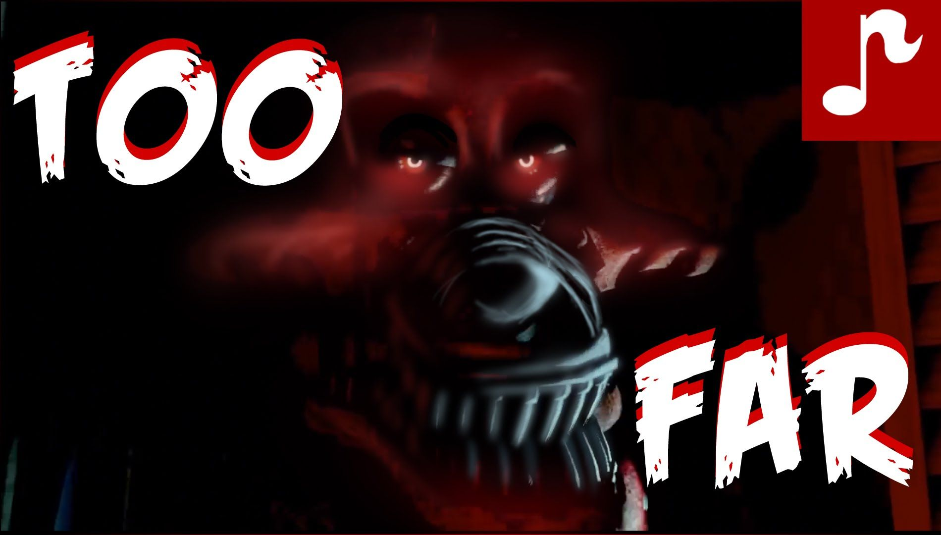 FIVE NIGHTS AT FREDDY'S WORLD THE MUSICAL - FNAF Animation Parody Song