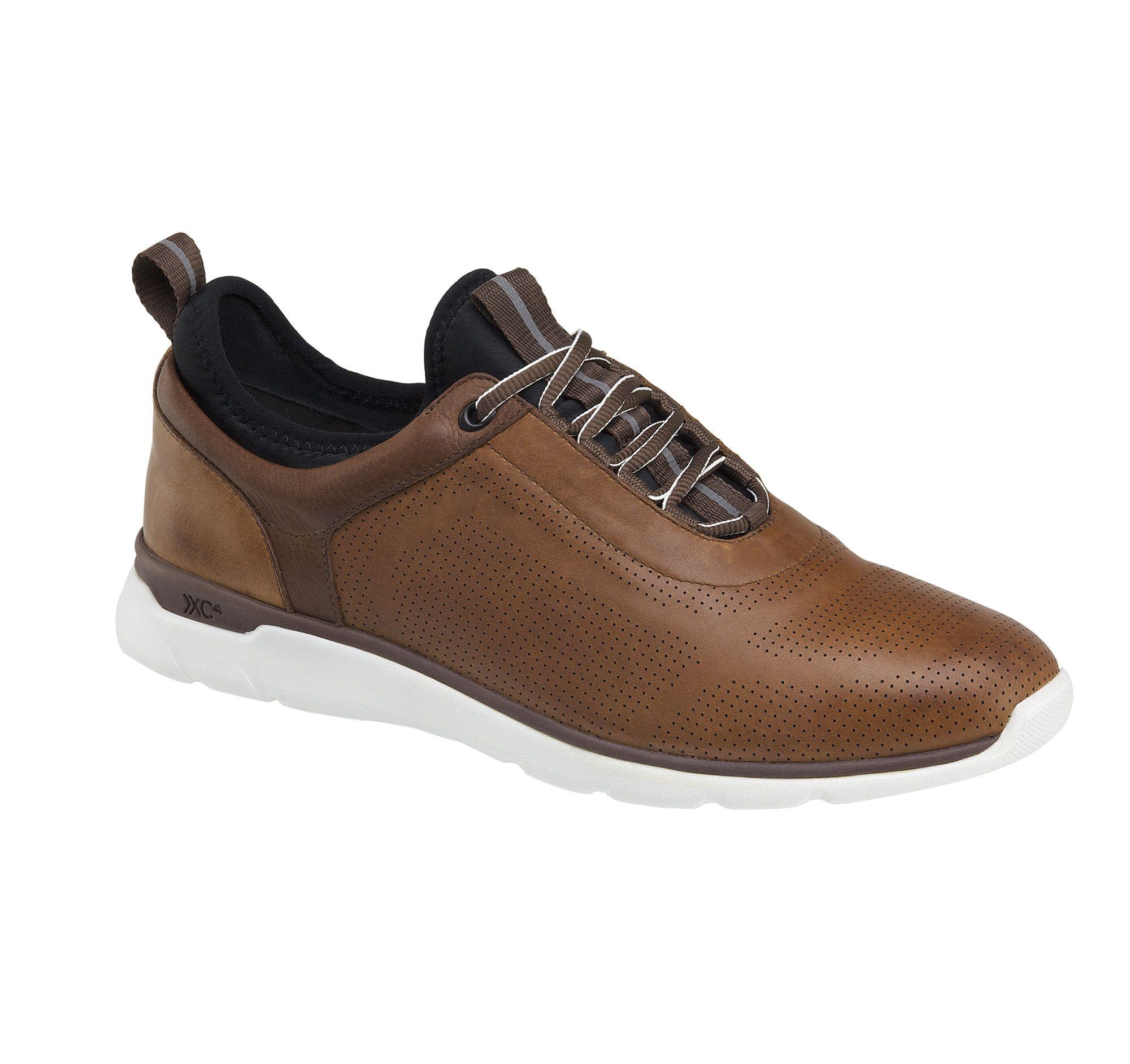 XC4® Prentiss U Throat   Johnston & Murphy   groovy shoes
