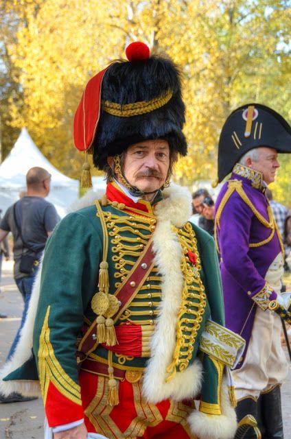 Ussaro del 7 rgt. ussari francese