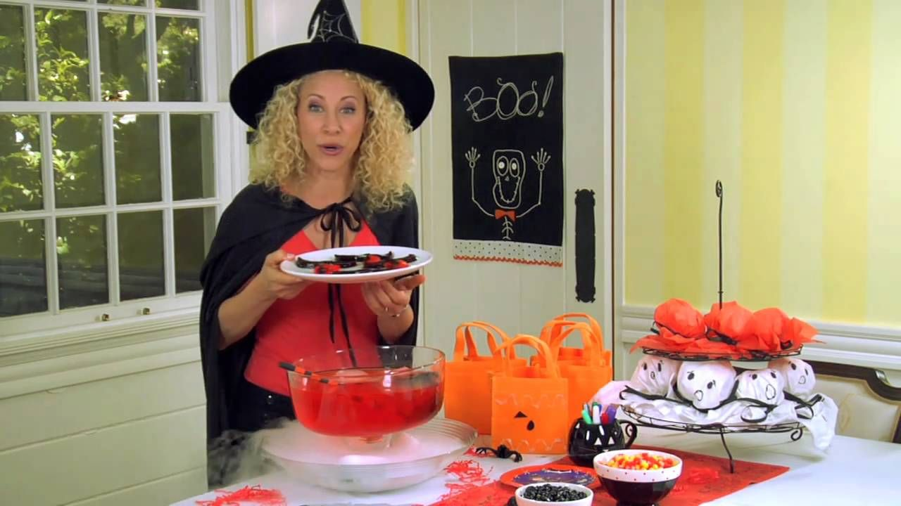 Fun Halloween Party Ideas: Halloween Food and Games For Kids ...
