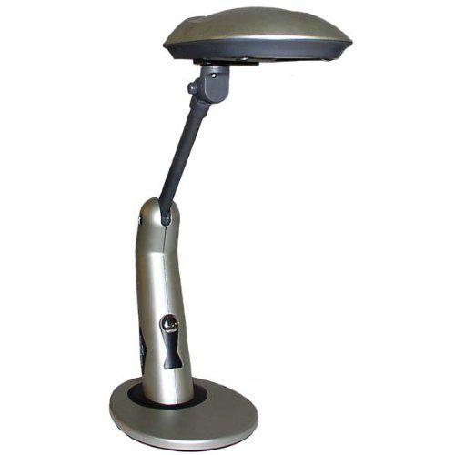 sunlight desk lamp natural full spectrum. SUNLIGHT DESK LAMP NATURAL FULL SPECTRUM SUN LIGHT. SIMULATES DAYLIGHT. TOUCH ON/OFF Sunlight Desk Lamp Natural Full Spectrum S