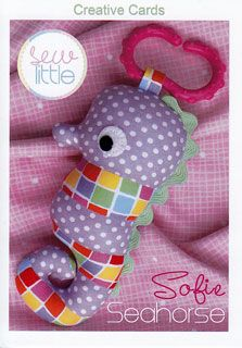 Melly & Me Sofie Seahorse
