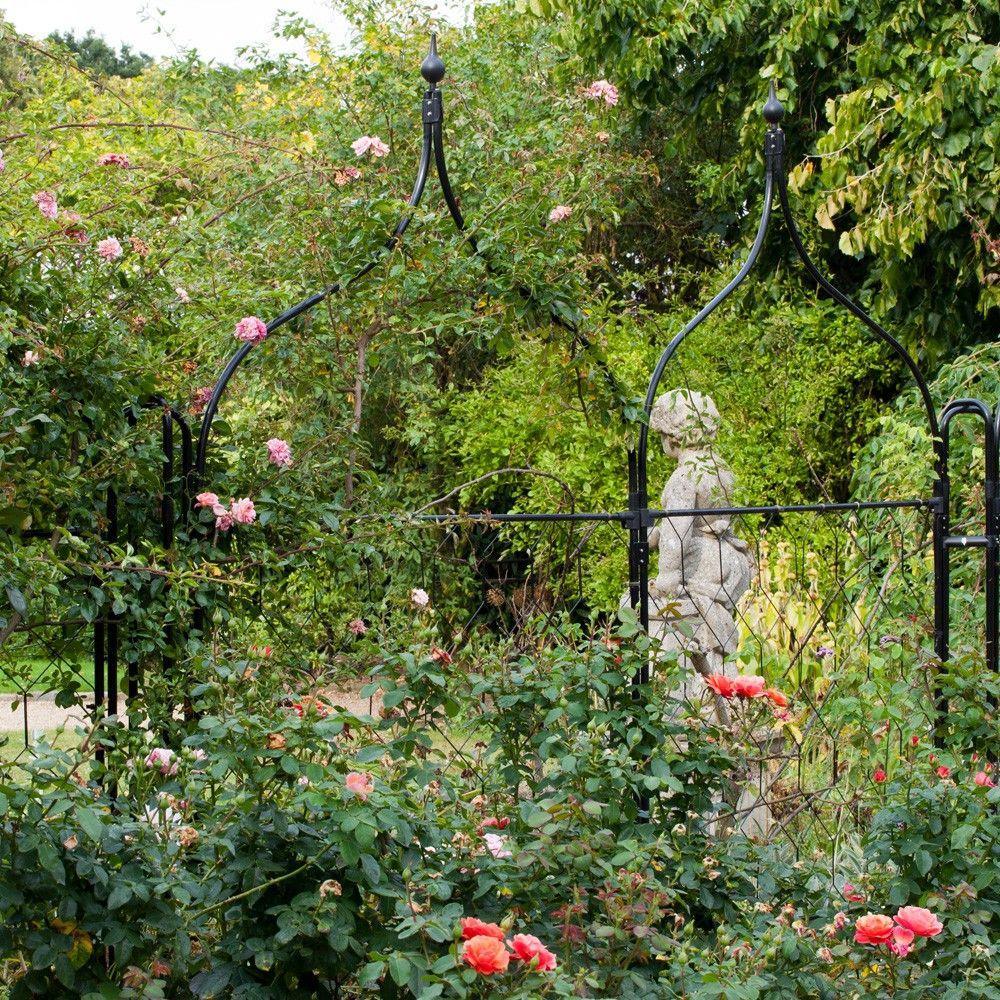 Agriframes   Gothic Garden Screen