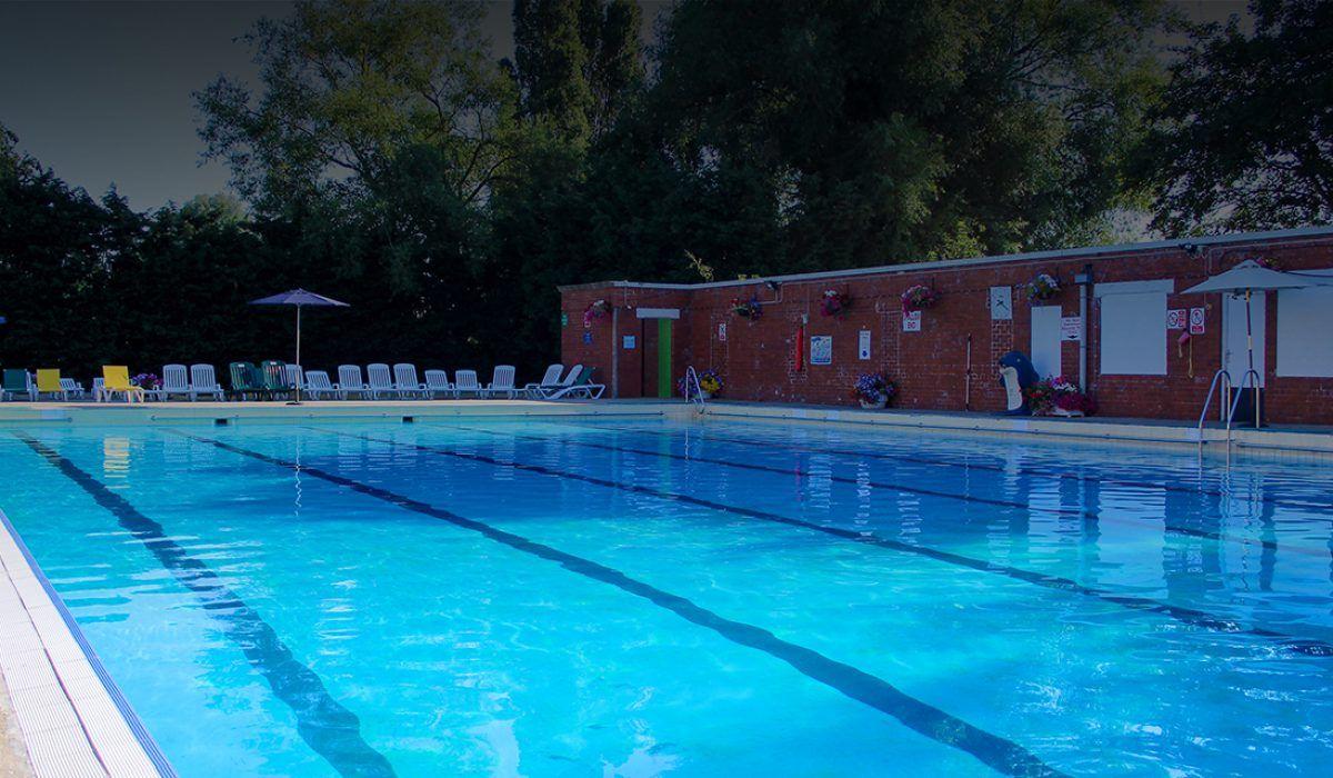 Financing Swimming pool renovation, Swimming pool