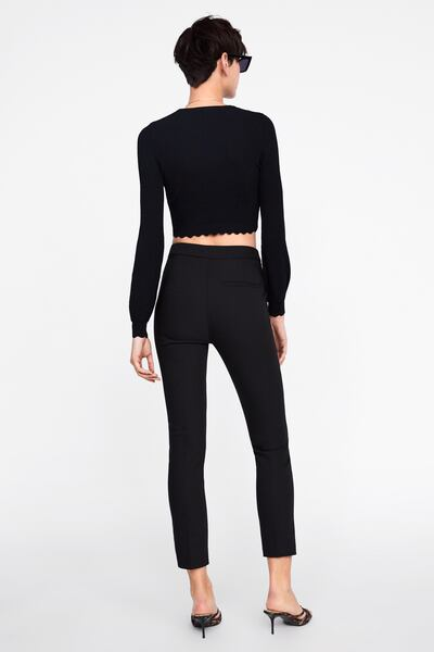 648c0ab0 High waist skinny pants in 2019 | Products | Pants, Skinny ...