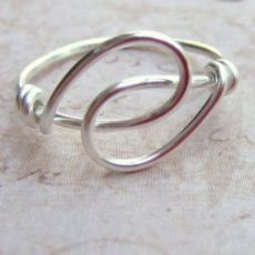 Tuto bracelet en fil aluminium