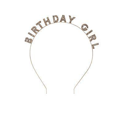 Birthday Girl Headband  2b5c19b6ab6