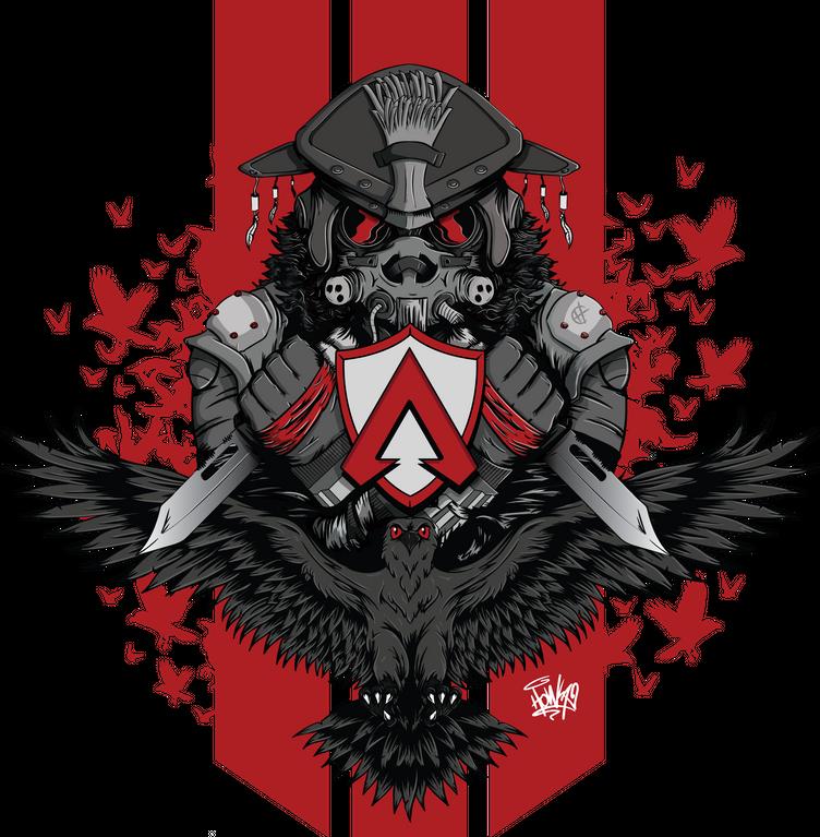 Bloodhound Illustration : apexlegends | Apex, Legend ...