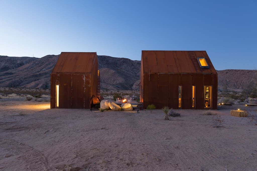 Folly offgrid stargazing cabin cabins for rent in