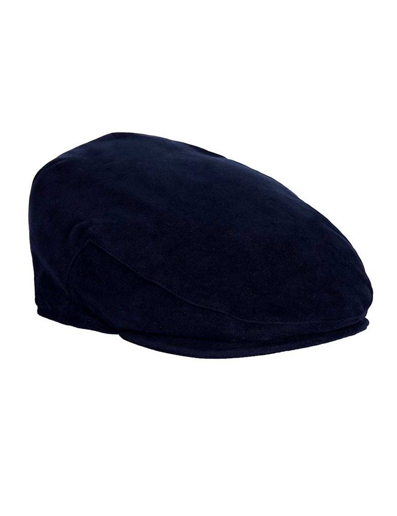 9960f78f6f5c44 Navy Moleskin Balmoral Cap | Reminders and Notes | Hawes, curtis ...