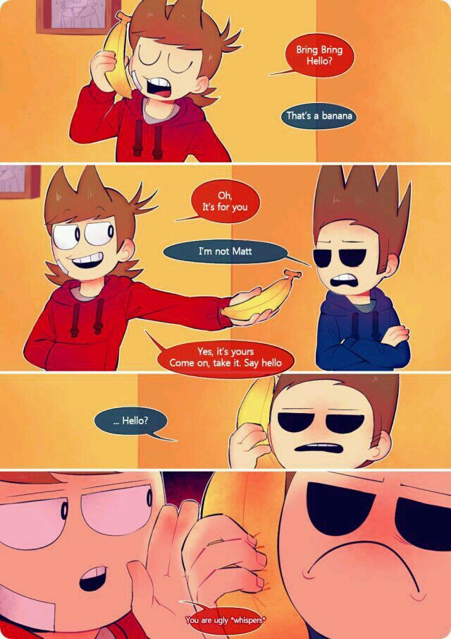 Eddsworld x Child!Reader {HIATUS} - red and blue lollipops | Animals