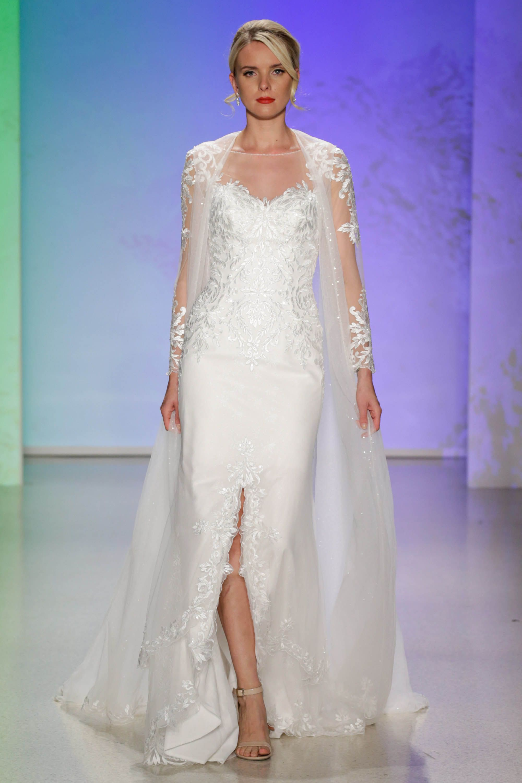Elsa Inspired Dress - 2017 Disney\'s Fairy Tale Weddings by Alfred ...