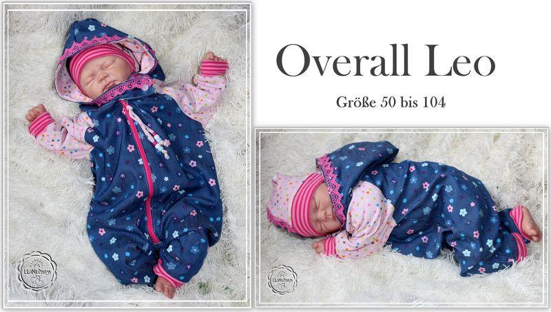 ♥Overall Leo ♥ Größe 50-104   Leo, 50er und Kinder Hosen