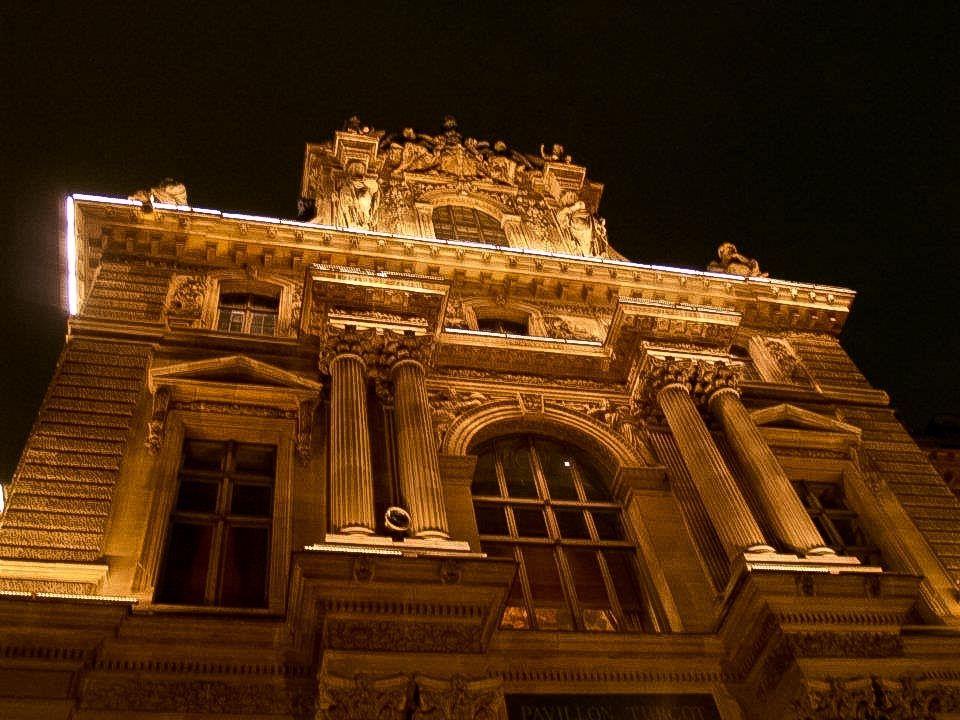Paris. By NikitaDB. X-mas time.
