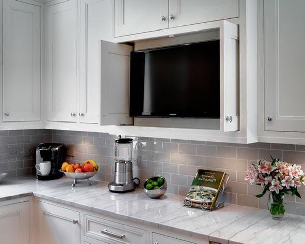 beyaz mutfak dolabı tv modelleri Mutfak Dekorasyonu Pinterest - alno küchen werksverkauf