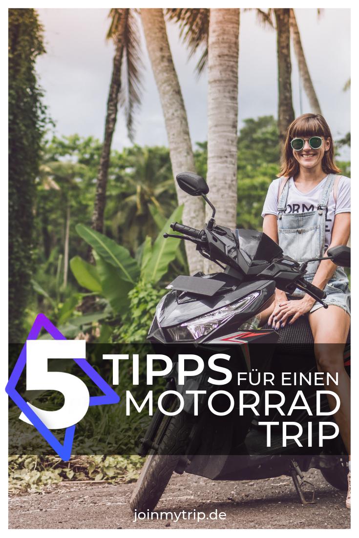 Trommel deine Motorrad-Reisepartner zusammen, packt eure