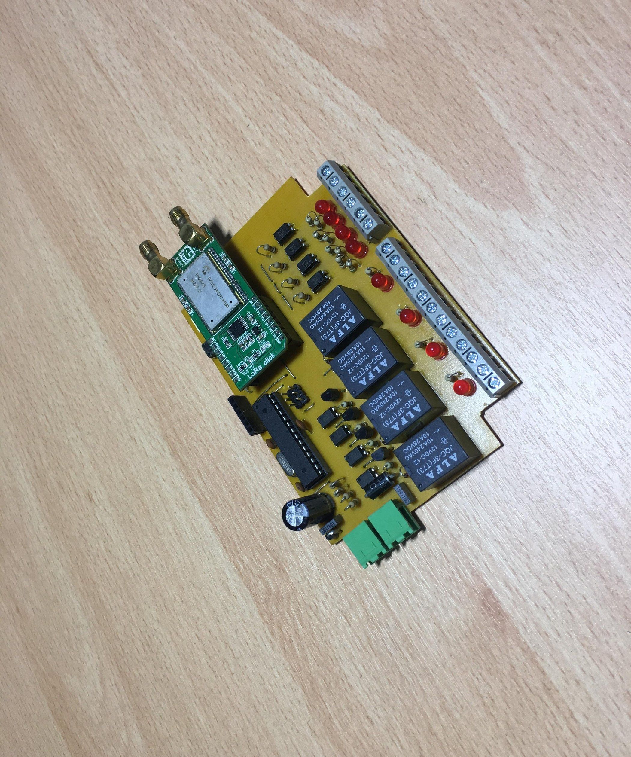 Arduino + LORA Gateway   Arduino   Arduino, Arduino board, Hardware