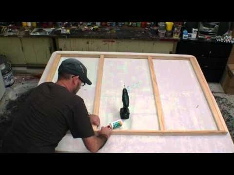 How To Make A Stretch Canvas Free Lesson Learn How To