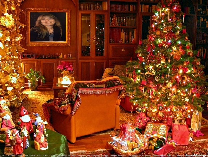 ¡¡FELIZ  NAVIDAD  2013  Y  PRÓSPERO  AÑO  NUEVO  2014!!  Les  Deseo  de  Todo  Corazón  a  Mis  Familiares, Amig@s, Colegas, Miembros  y  a  Todo  el  Mundo.  Cariñosamente:  Srta.  Dra.  Miluska  Fátima  HERENCIA  TIÓ.    C-P/24-12-2013.       /  1°-01-2014.