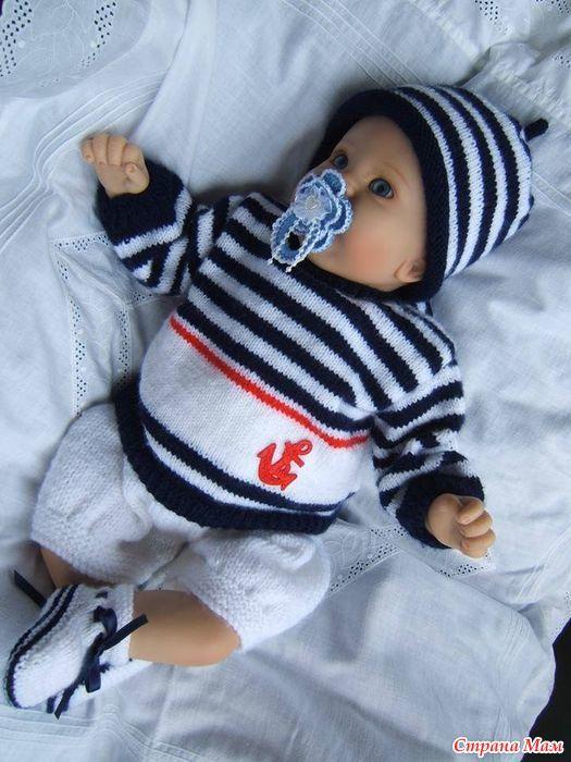 King Cole Bébé Cardigans /& pulls bébé Pure Knitting Pattern 4902 DK ...