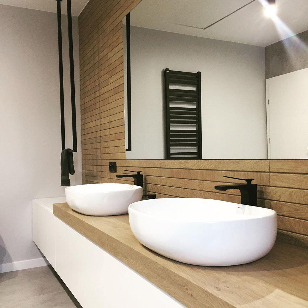 Lokoom M Olejnicki Architekt On Instagram Bathroom Lazienka Porcelanosa Meble Interior Design Interio Stylish Bathroom Bathroom Interior Design Pink Bathroom