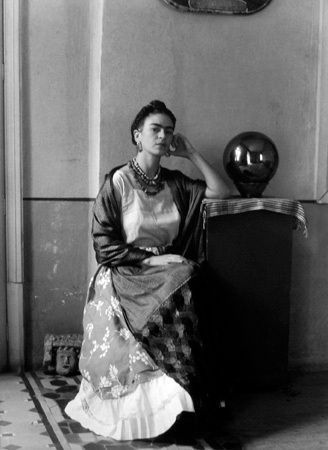 Manuel Alvarez Bravo - Frida Kahlo   From a unique collection of photography at http://www.1stdibs.com/art/photography/