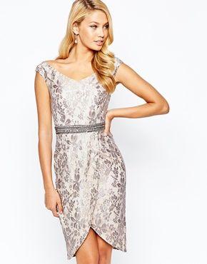 da7e03392 Vestidos cortos con falda cruzada – Vestidos de dama de honor caros