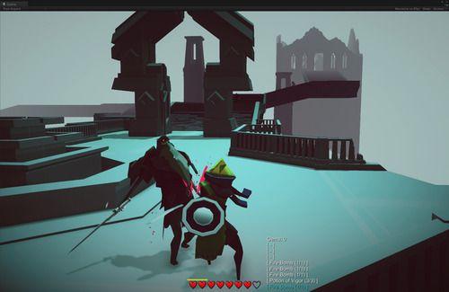 Third Low Poly Art Pubg: Video Game Art, Game Design