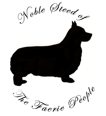 Noble steed of the faerie people!