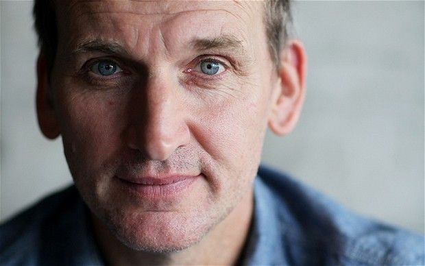 christopher eccleston audiobook