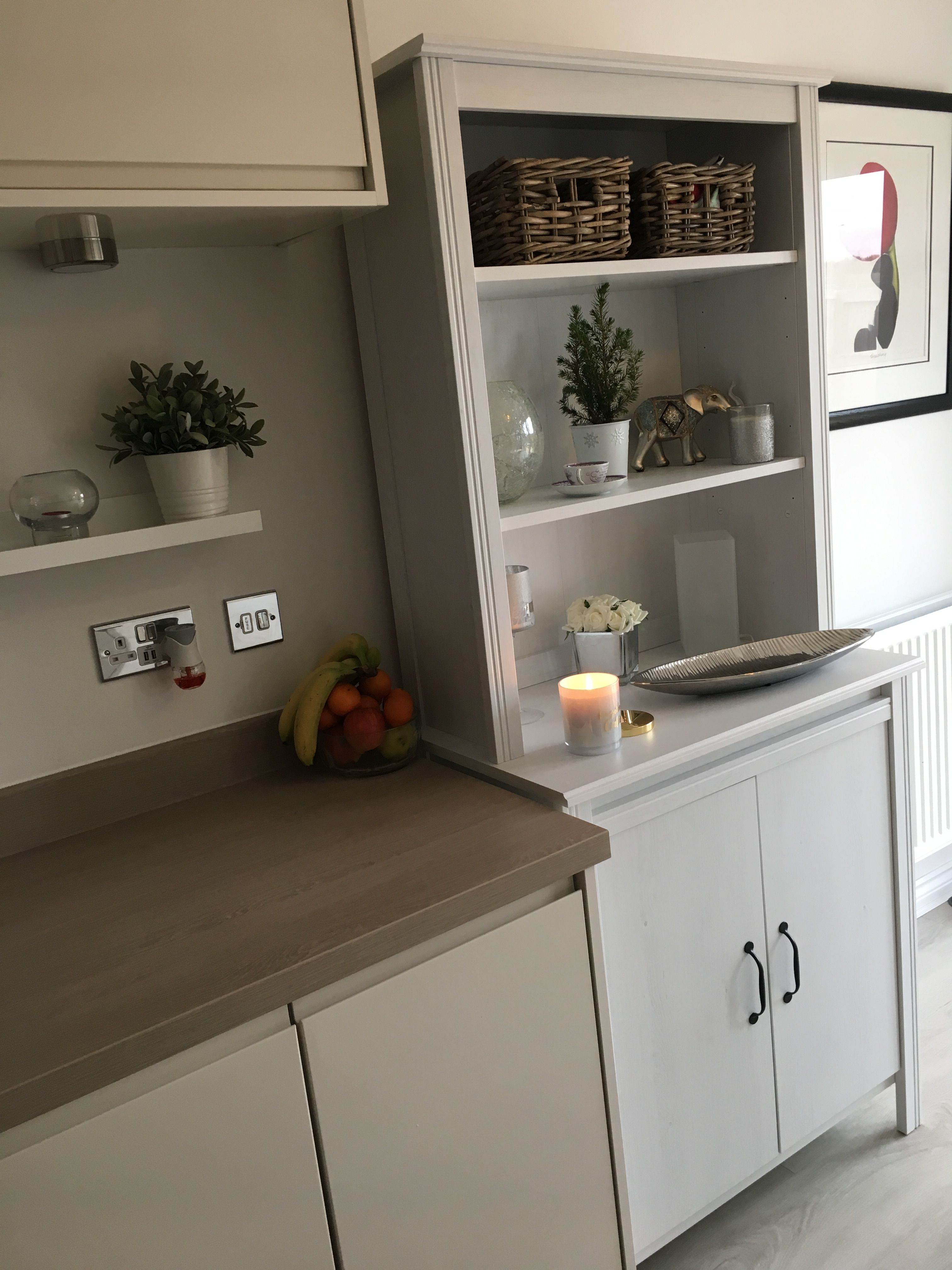 Ikea Brusali S Answer To A Welsh Dresser For The
