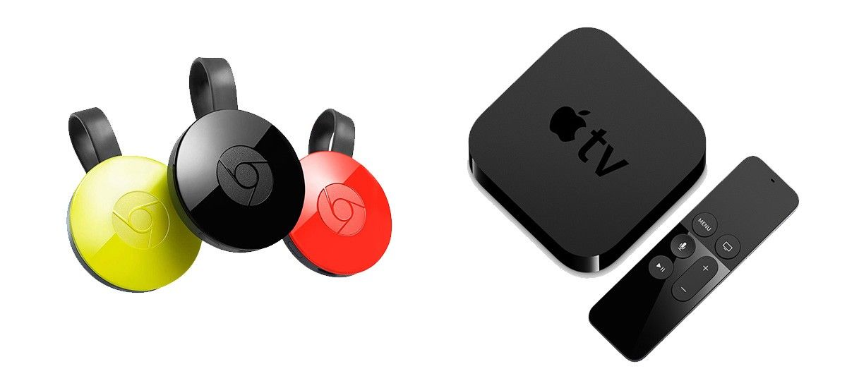 Chromecast vs Apple TV — Which One Is Right for You