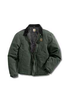 sprzedaż uk wiele stylów bliżej na Carhartt Quilted-Flannel Lined Camo Active Jacket | Clothing ...