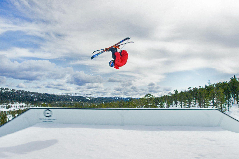 Watch Jesper Tjader S Unrailistic Video Skiing Extreme Sports Snowboard
