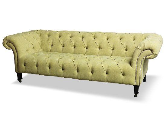 Details Zu Sofa ANDREA 100 Leinen Couch Wohnzimmer