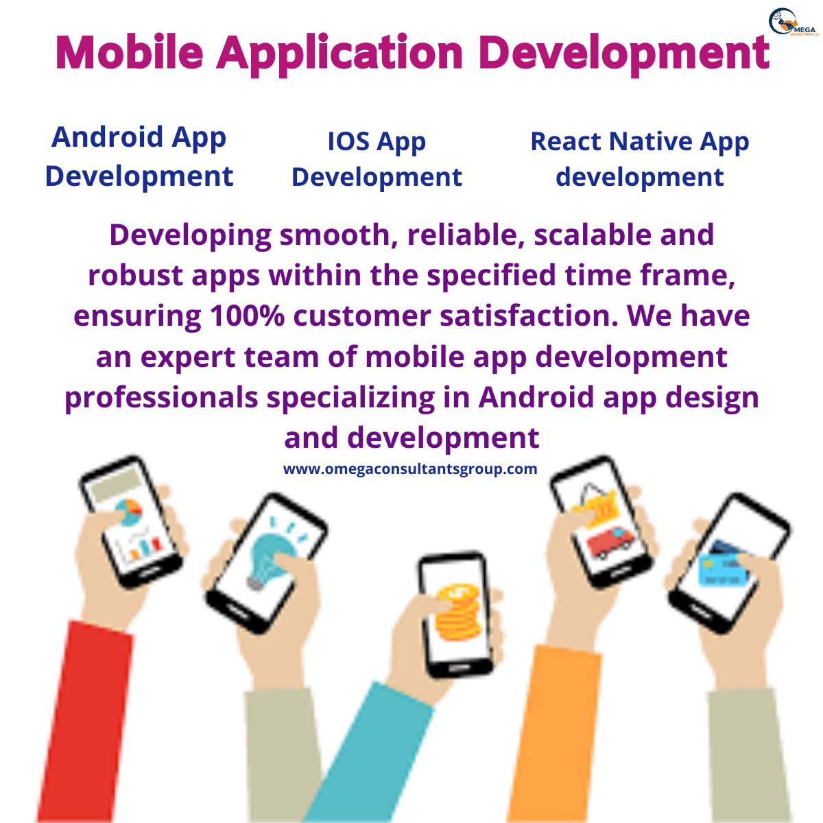 Mobile Application Development In La In