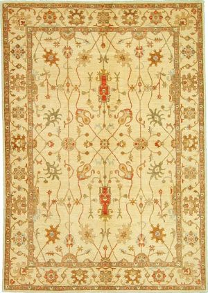 6' 3 x 8' 10 Classic Ziegler Rug  on  Daily Rug Deals