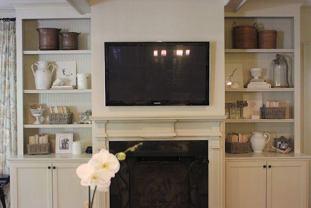 One Room Challenge Week 7 Home Fireplace Design Room