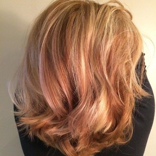 Strawberry blonde hair with red highlights hair pinterest strawberry blonde hair with red highlights pmusecretfo Gallery