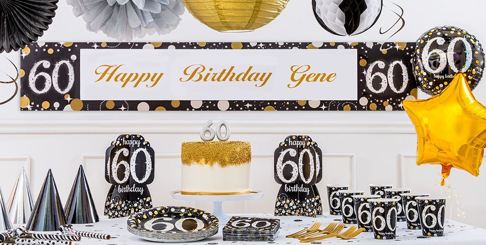 Image Result For 60th Birthday Party Ideas