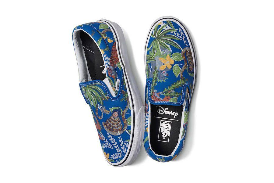 Vans x Disney Sneakers Collection – Fubiz Media