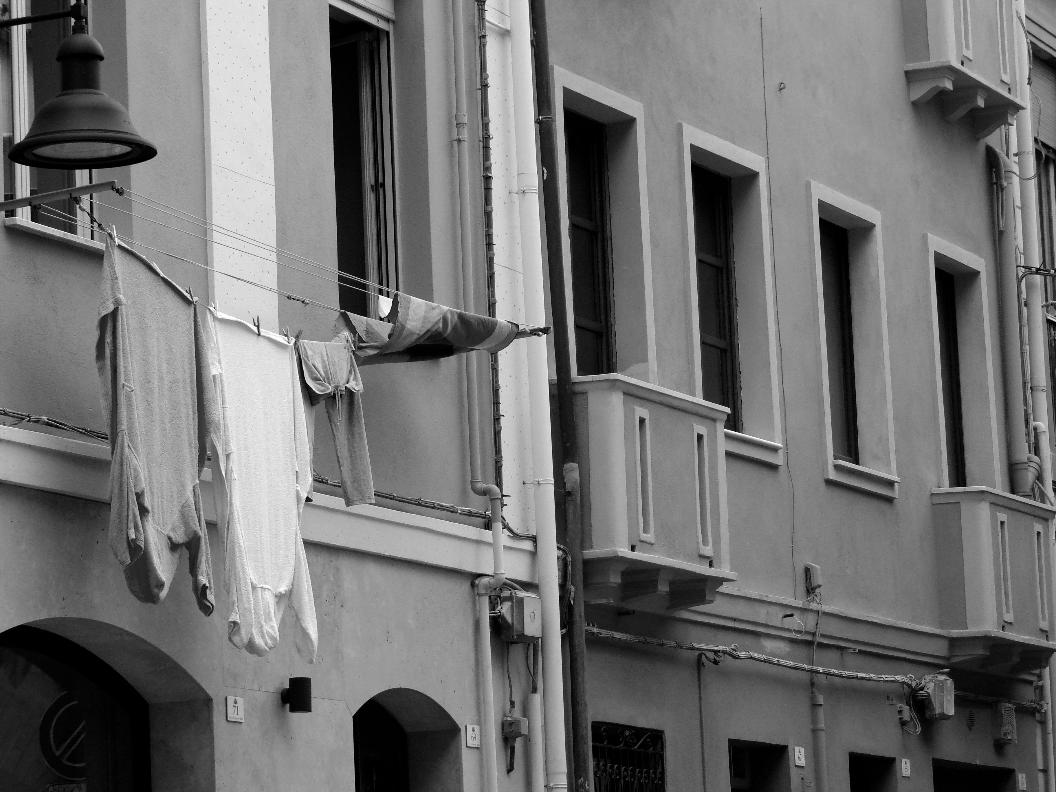 Corbelled balcony... Soha