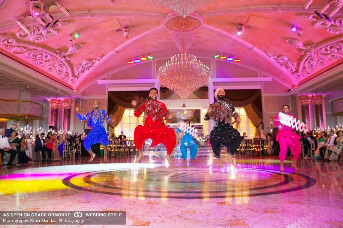 A grand, ballroom wedding at The Venetian in Garfield, NJ | Wedding ...