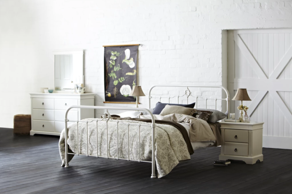 St Germain Bed Frame  St Germain Bed Frame  Snooze