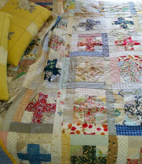 I Describe Myself As A Sometimes Quilter I Made My First Quilt From