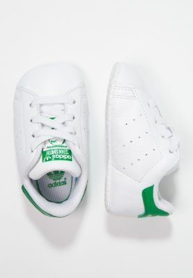 STAN SMITH CRIB Babyschoenen whitegreen @ Zalando.nl