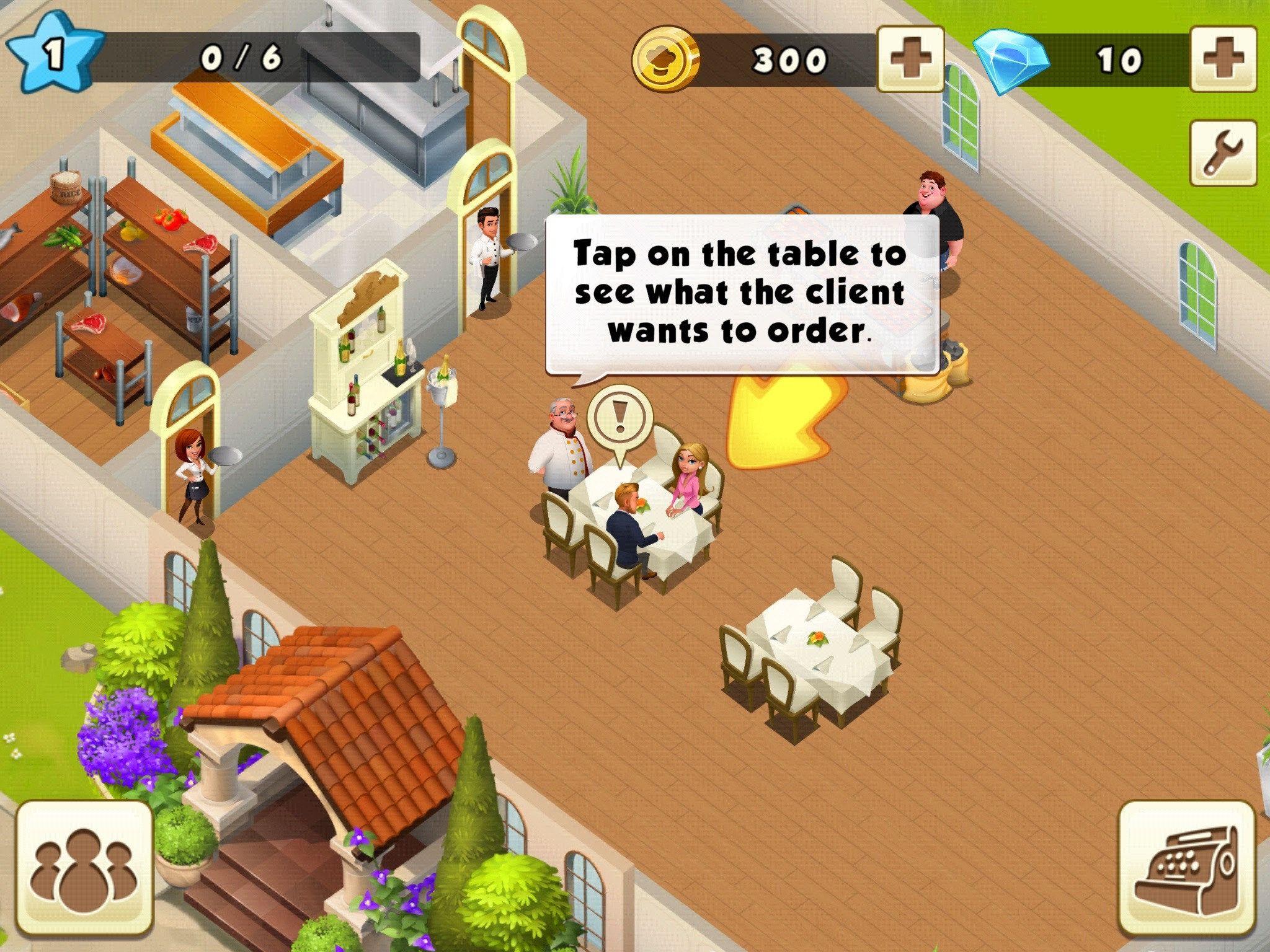 World Chef in 2019   Mobile Game UI - Tutorials   World chef